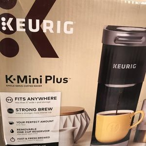 Keurig mini plus
